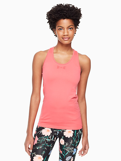 jacquard bow tank by kate spade new york