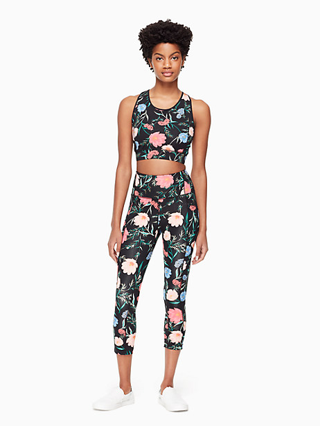 blossom sports bra by kate spade new york