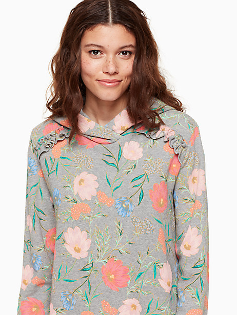 blossom sweatshirt dress by kate spade new york