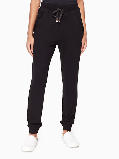 ruffle jogger by kate spade new york