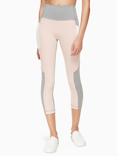 studio crop legging by kate spade new york