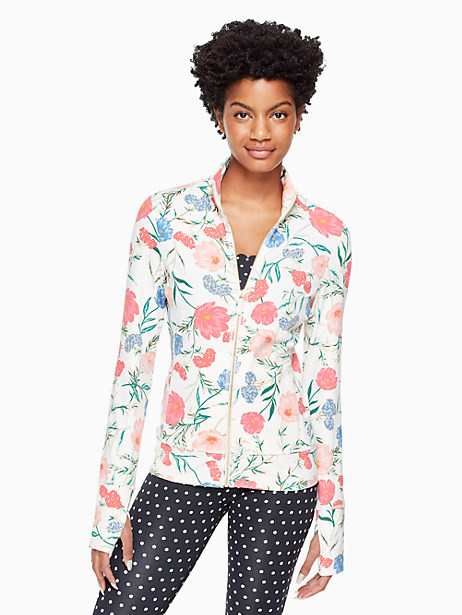 blossom jacket by kate spade new york