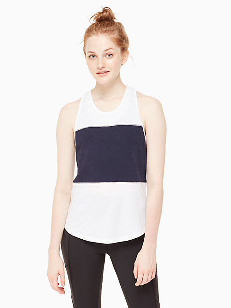 colorblock tank by kate spade new york