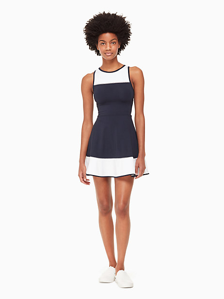colorblock dress by kate spade new york