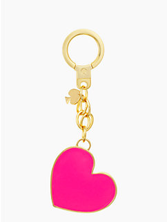 heart keychain by kate spade new york