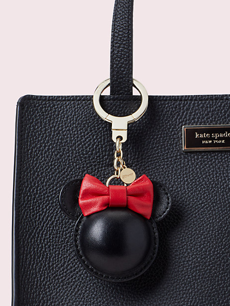 kate spade new york for minnie mouse minnie keychain by kate spade new york