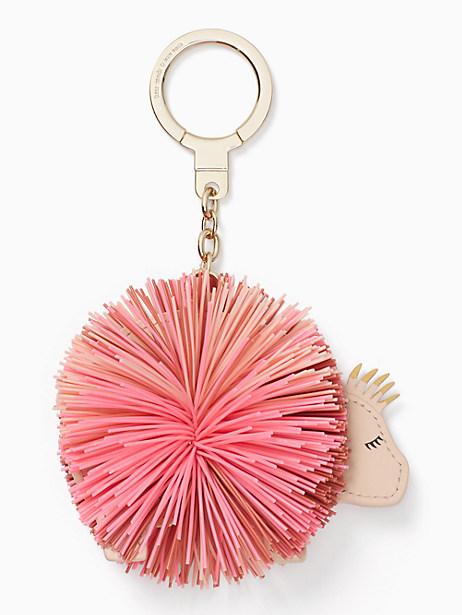 Kate Spade Porcupine Keychain