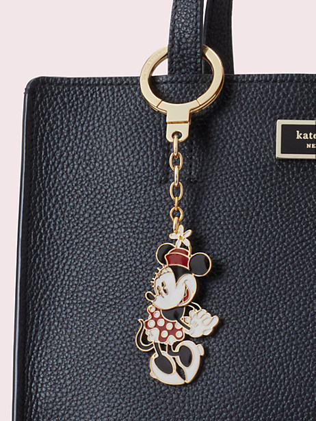 kate spade new york for minnie mouse keychain by kate spade new york