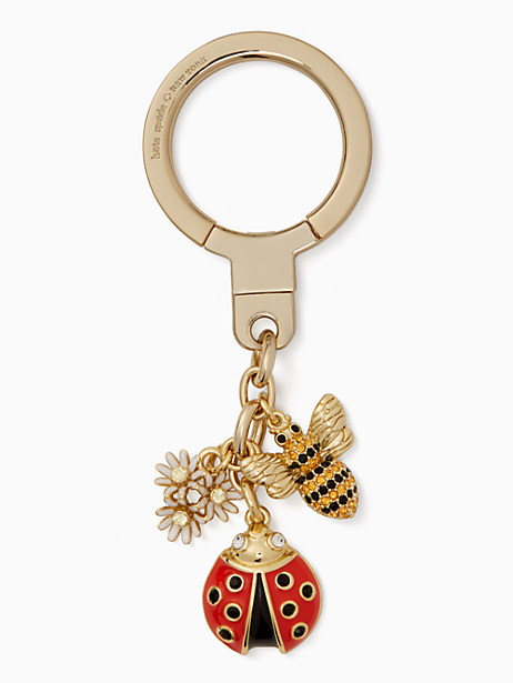 things we love keychain by kate spade new york