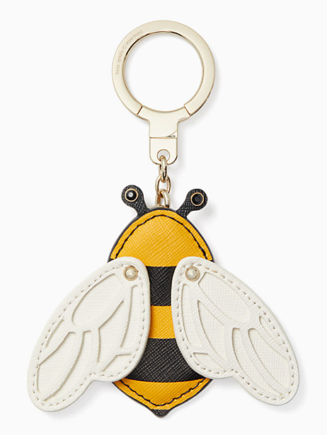 bee keychain by kate spade new york