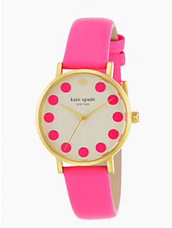 bazooka pink dot metro by kate spade new york