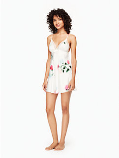 charmeuse chemise by kate spade new york