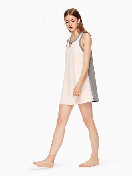Kate Spade Sleep Shirt, Make me Blush - Size L