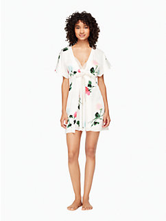 charmeuse robe by kate spade new york