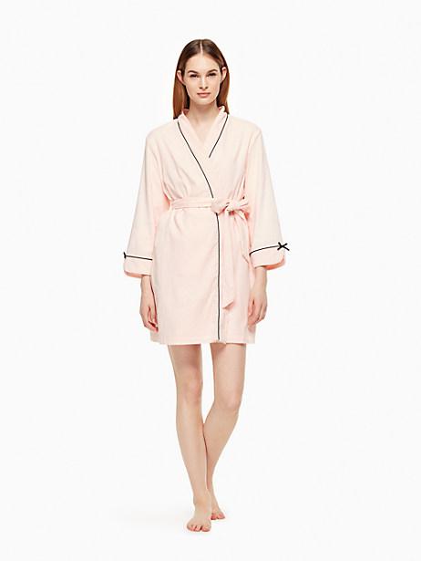 Kate Spade Robe, Make me Blush - Size L/XL