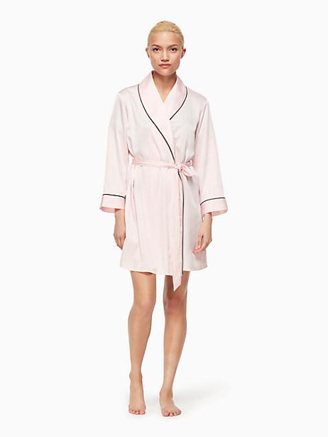 Kate Spade Robe, Light Pink - Size L/XL