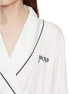 mrs robe by kate spade new york
