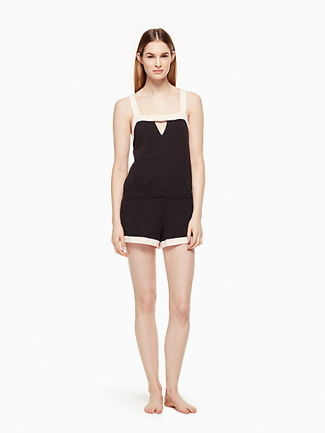 Kate Spade Romper, Black - Size M
