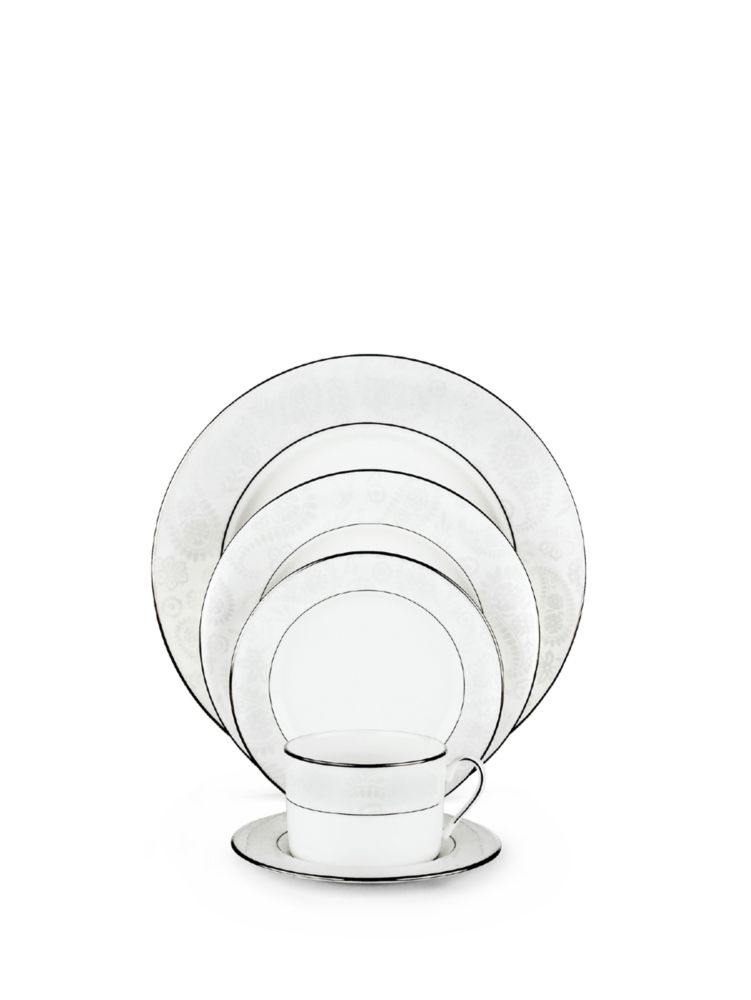 bonnabel place five-piece place setting