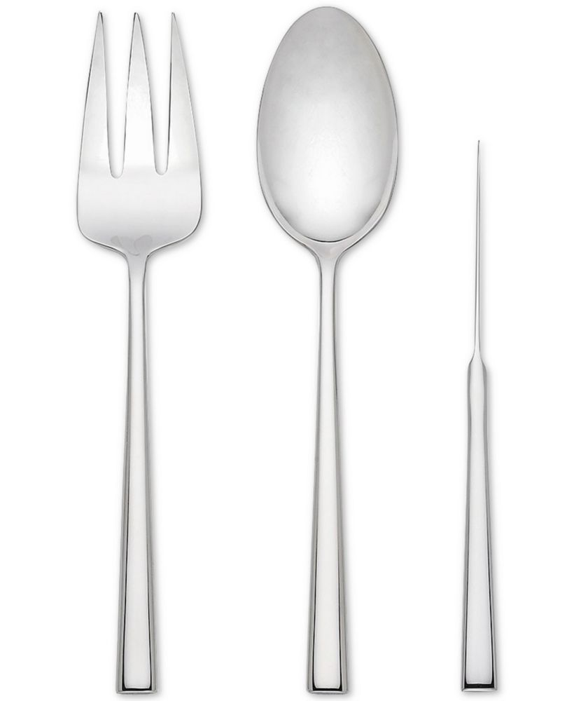 malmo 3 piece serving set