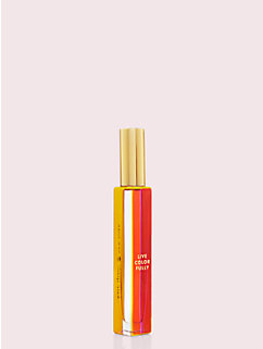 live colorfully 0.25 oz rollerball by kate spade new york
