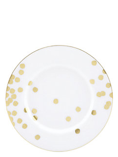 ticker tape tidbit plates