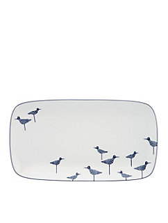 wickford sandpiper hors d'oeuvers tray