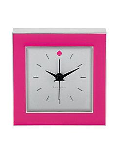 cross pointe clock by kate spade new york
