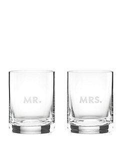 darling point mr. and mrs. dof set by kate spade new york