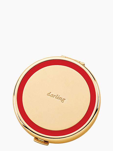 holly drive darling compact by kate spade new york