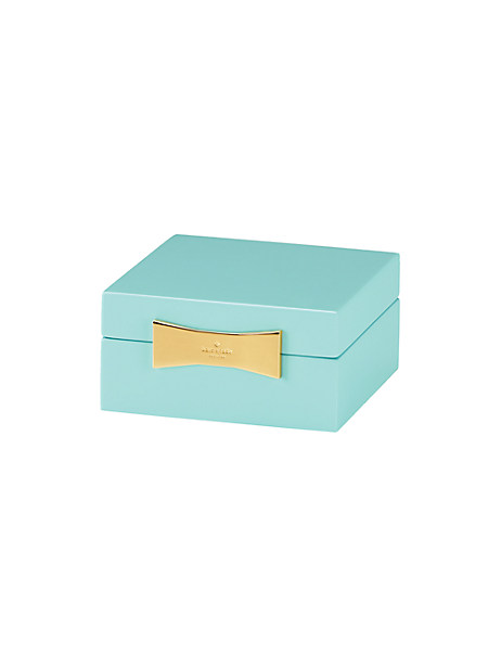 garden drive square jewelry box by kate spade new york