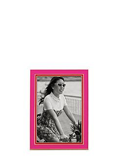 ENAMEL 4x6 Frame by kate spade new york