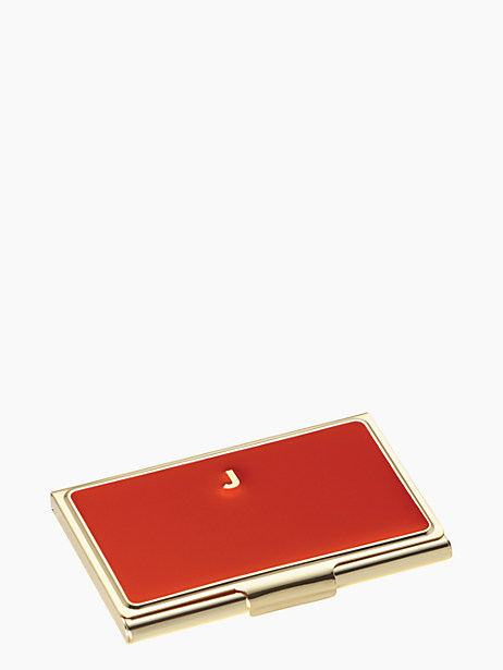 Kate Spade One In A Million Card Holder, J