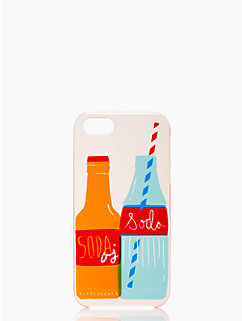 soda bottles iphone 5 case
