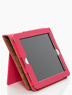 summer cork ipad folio