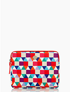 pueblo tiles ipad sleeve