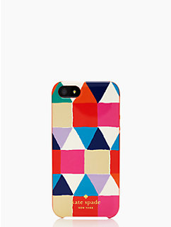 pueblo tiles iphone 5 case
