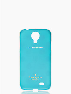 le pavillion resin samsung s4 case by kate spade new york