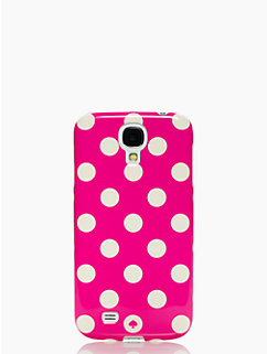 le pavillion jewels resin samsung S4 case by kate spade new york