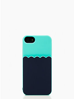 scallop pocket iphone 5 case by kate spade new york