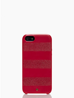 jubilee stripe  iphone 5 case by kate spade new york