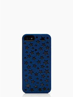 cut out stars iphone 5 case by kate spade new york