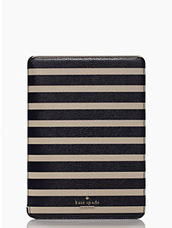 ipad air hardcase cedar street stripe by kate spade new york