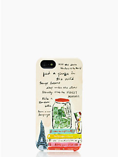 adventure iphone 5 case by kate spade new york