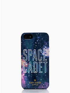 space cadet iphone 5 case by kate spade new york