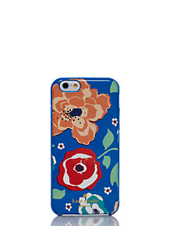 resin iphone 6 multi floral by kate spade new york