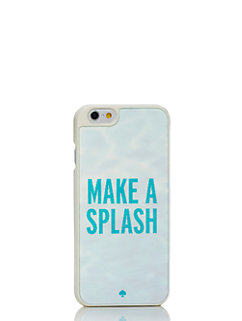 resin iphone 6 make a splash lenticular by kate spade new york