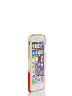 eat cake for breakfast resin iphone 6 case by kate spade new york