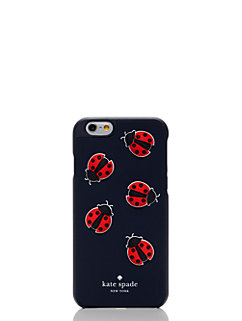 lady bugs silicone iphone 6 case by kate spade new york