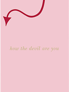 how the devil iphone 6 case by kate spade new york